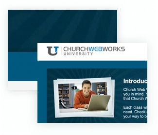 Church Web Works Training Classes