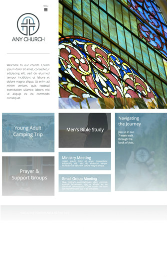 Tiles Website Design