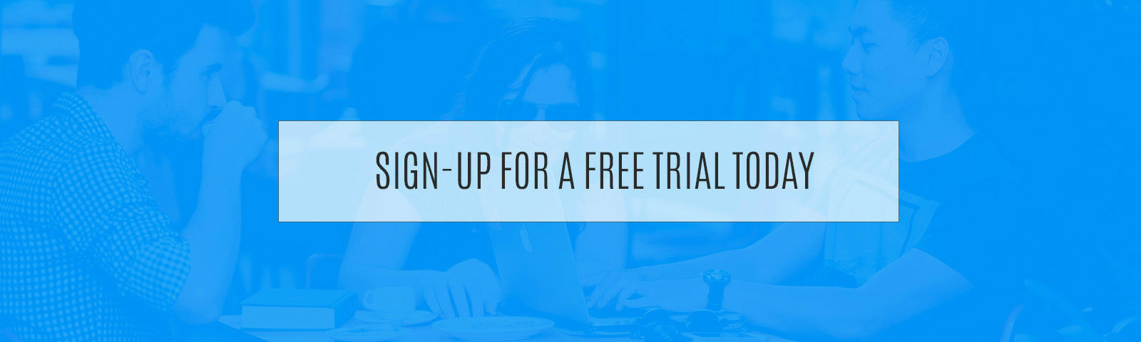 Signup for a free 30 day trial of Church Web Works.